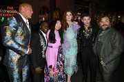 """Premiere Of Sony Pictures' """"Jumanji: The Next Level"""" - Red Carpet"""
