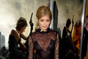 """Actress Rola arrives at the premiere of Sony Pictures Releasing's """"Resident Evil: The Final Chapter"""" at the Regal L.A. Live Theatres on January 23, 2017 in Los Angeles, California."""