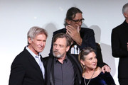 Harrison Ford Carrie Fisher Photos Photo
