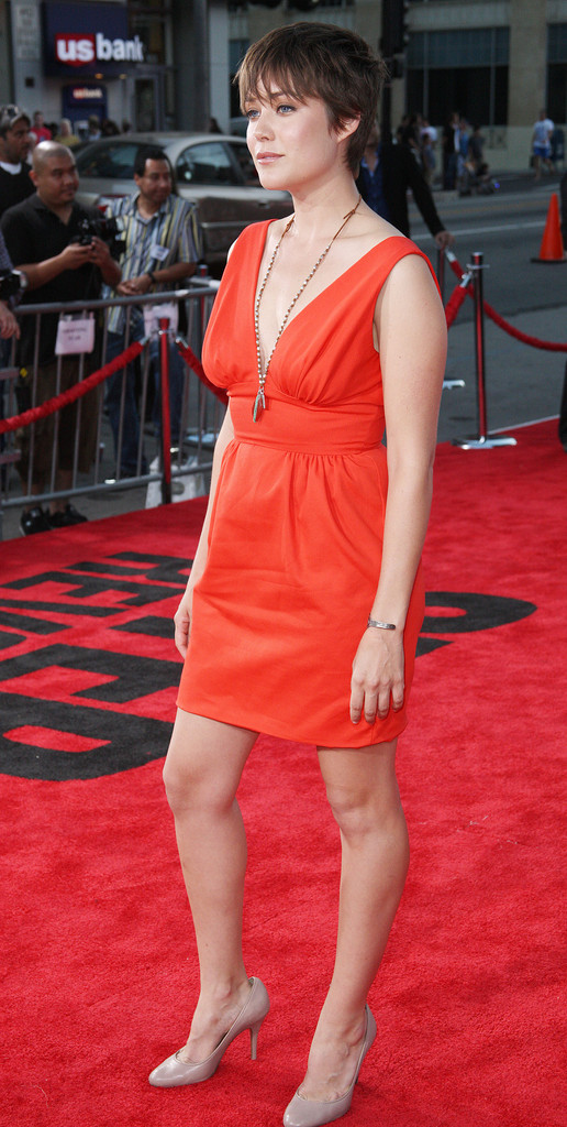 Step Up Revolution Actress Megan Boone in ...