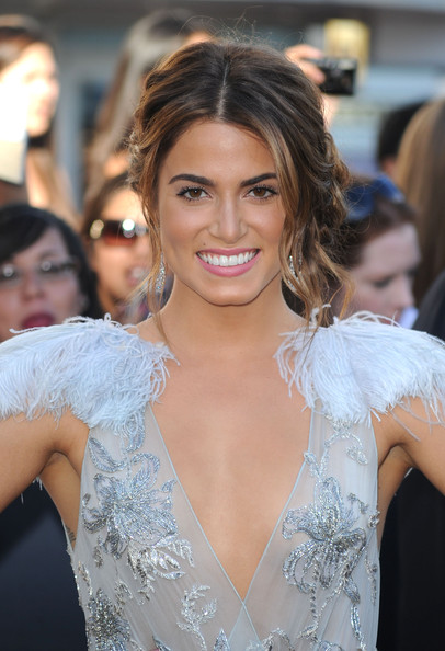 "Actress Nikki Reed arrives at the premiere of Summit Entertainment's ""The Twilight Saga: Eclipse"" during the 2010 Los Angeles Film Festival at Nokia Theatre L.A. Live on June 24, 2010 in Los Angeles, California."