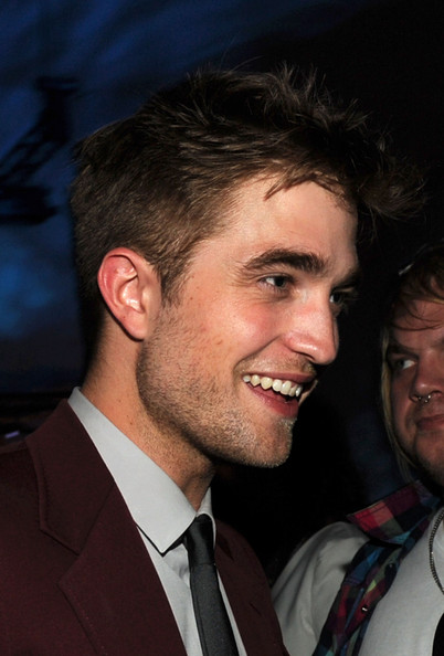"Actor Robert Pattinson attends the after party for the premiere of Summit Entertainment's ""The Twilight Saga: Eclipse"" during the 2010 Los Angeles Film Festival at the L.A. Live Event Deck on June 24, 2010 in Los Angeles, California."