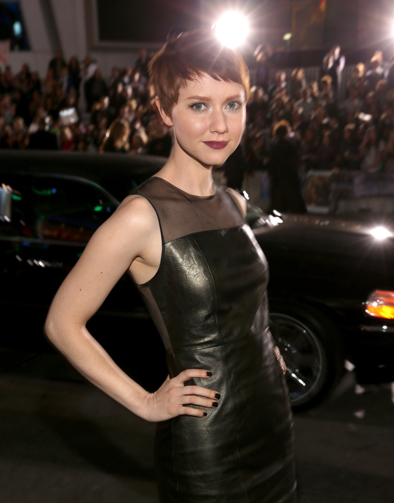 Valorie Curry In Premiere Of Summit Entertainment S Quot The
