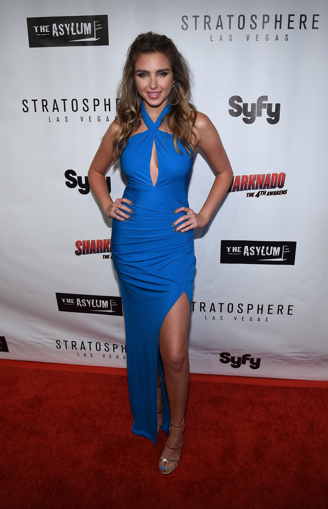 "Ryan Newman at Syfy's ""Sharknado: The 4th Awakens"" Premiere in LA"