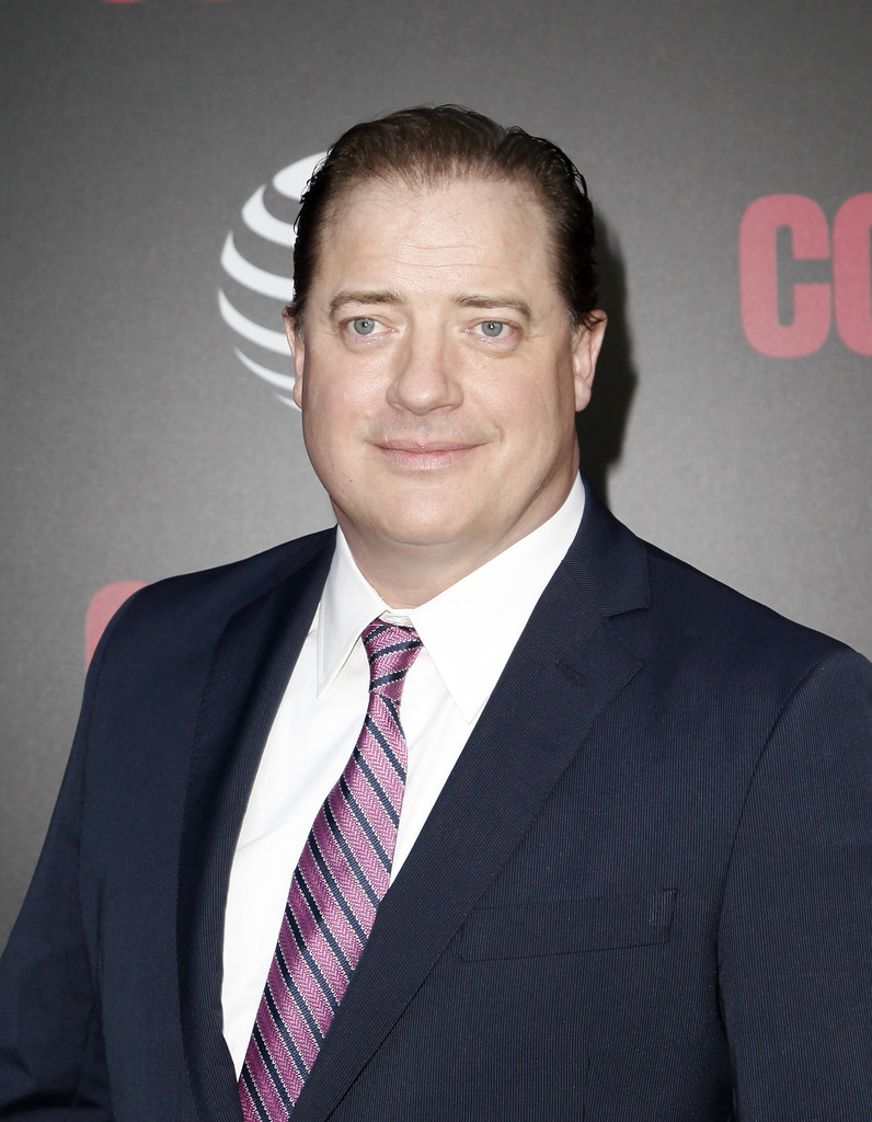 Brendan Fraser Photos Photos - Premiere Of AT&T Audience ...