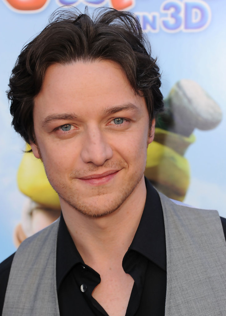 """Honda North Hollywood >> James McAvoy in Premiere Of Touchstone Pictures' """"Gnomeo ..."""