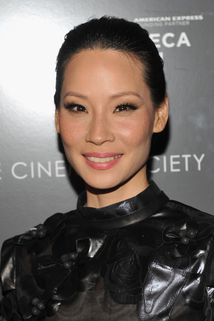 lucy liu photos photos premiere of tribeca film 39 s detachment hosted by american express the. Black Bedroom Furniture Sets. Home Design Ideas