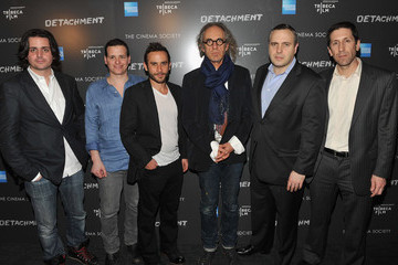 Tony Kaye Premiere Of Tribeca Film's Detachment Hosted By American Express & The Cinema Society - Arrivals