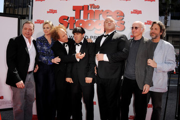 """Will Sasso Peter Farrelly Premiere Of Twentieth Century Fox's """"The Three Stooges"""" - Red Carpet"""