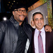 Ozzie Areu and Tyler Perry