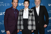 "Matt Bomer, Jessica Biel, and Bill Pullman attend the premiere of USA Network's ""The Sinner"" Season 3 at The London West Hollywood on February 03, 2020 in West Hollywood, California."