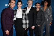 "Matt Bomer, Jessica Biel, Bill Pullman, Chris Messina, and Parisa Fitz-Henley attend the premiere of USA Network's ""The Sinner"" Season 3 at The London West Hollywood on February 03, 2020 in West Hollywood, California."