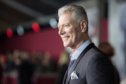 """Stephen Lang arrives at the premiere Of Universal Pictures' """"Mortal Engines"""" at Regency Village Theatre on December 5, 2018 in Westwood, California."""