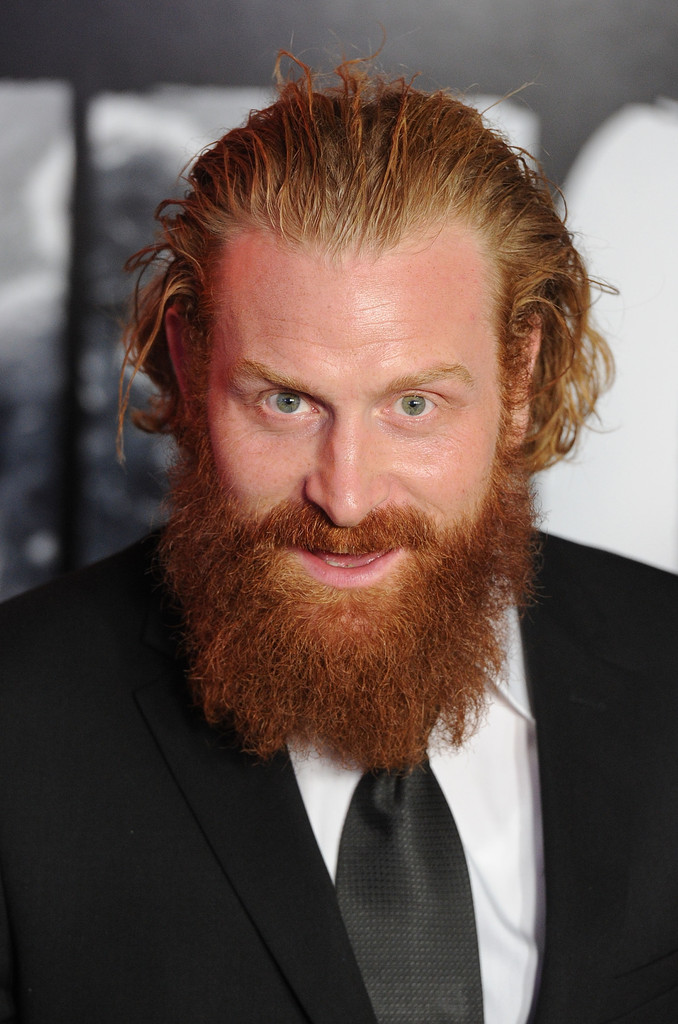 Tormund Giantsbane Get To Know The New Faces On Game Of
