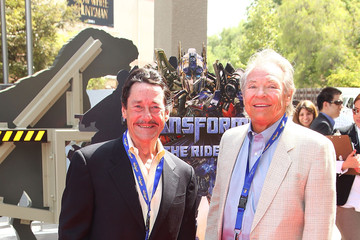 "Frank Welker Premiere Of Universal Studios Hollywood's ""Transformers: The Ride-3D"""