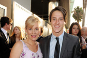 "Actors Penelope Ann Miller (L) and Shane Harper arrive at the premiere of Warner Bros. ""Flipped"" at the Cinerama Dome Theater on July 26, 2010 in Los Angeles, California."