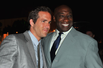 """Michael Clark Duncan Premiere Of Warner Bros. Pictures' """"Green Lantern"""" - After Party"""