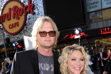 "Nikki Anders Premiere Of Warner Bros. Pictures' ""Rock Of Ages"" - Red Carpet"