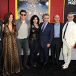 """Barry Meyer Premiere Of Warner Bros. Pictures' """"Rock Of Ages"""" - Red Carpet"""