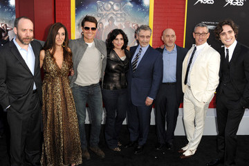 """Jeff Robinov Sue Kroll Premiere Of Warner Bros. Pictures' """"Rock Of Ages"""" - Red Carpet"""