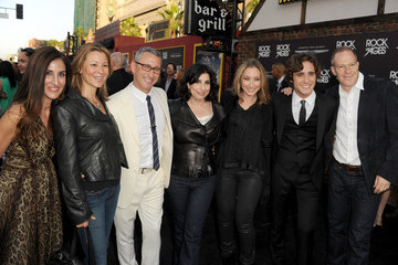 """Sue Kroll Toby Emmerich Premiere Of Warner Bros. Pictures' """"Rock Of Ages"""" - Red Carpet"""