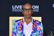 Ru Paul arrives at the Premiere Of Warner Bros. Pictures' 'A Star Is Born' at The Shrine Auditorium on September 24, 2018 in Los Angeles, California.