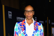 """RuPaul arrives on the red carpet at the Premiere Of Warner Bros. Pictures' """"A Star Is Born"""" at The Shrine Auditorium on September 24, 2018 in Los Angeles, California."""