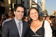 Camryn Manheim and Eli Roth Photos - 2 of 9 Photo