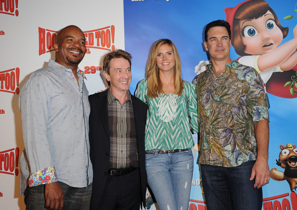 "Premiere Of The Weinstein Company's ""Hoodwinked Too! Hood Vs. Evil In 3D"" - Red Carpet"