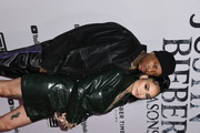 """YG and Kehlani attend the premiere of YouTube Originals' """"Justin Bieber: Seasons""""  at Regency Bruin Theatre on January 27, 2020 in Los Angeles, California."""