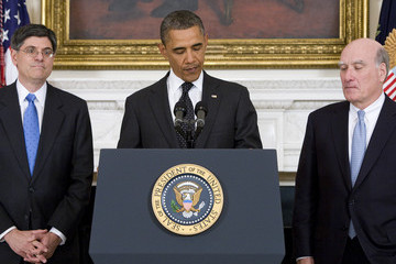 William Daley President Obama Announces The Resignation Of White House Chief of Staff