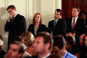 Dan Pfeiffer President Obama Holds News Conference At The White House