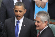 Barack Obama Ken Wyatt Photos Photo