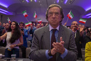Former Governor of New Mexico Bill Richardson attends at the Conference on Iran on May 5, 2018 in Washington, DC. Over one thousand delegates from representing Iranian communities from forty states attends the Iran Freedom Convention for Human Rights and Democracy.