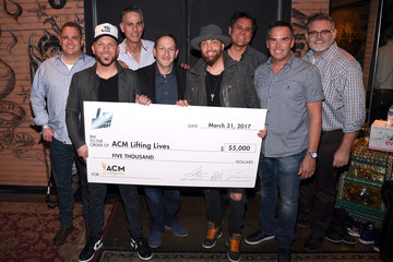 Preston Brust ACM Party for a Cause: LOCASH - The Fighters Tour