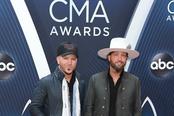 Preston Brust The 52nd Annual CMA Awards - Arrivals