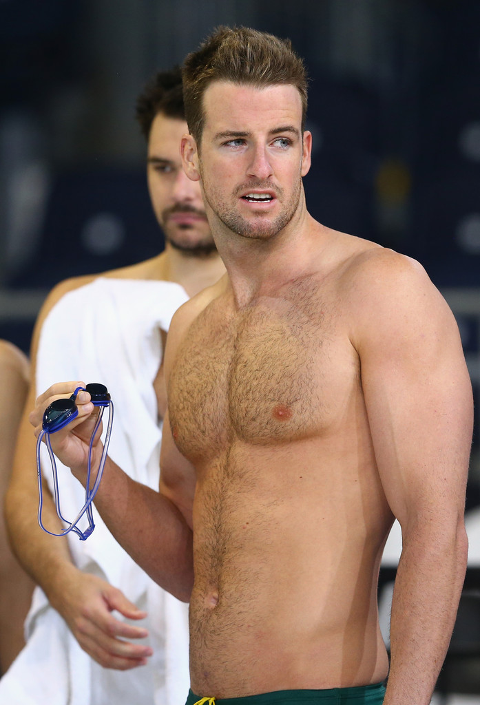 Hairy Swimmers 79