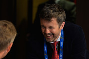 Prince Frederik of Denmark attends the International Olympic Committee (IOC) meeting ahead of the Sochi 2014 Winter Olympics at the Radisson Blu hotel on February 5, 2014 in Sochi, Russia.