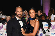 Marvin Humes and Rochelle Humes attend the Pride of Britain Awards 2018 at The Grosvenor House Hotel on October 29, 2018 in London, England.