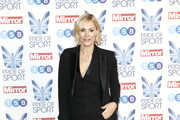Jenni Falconer attends the Pride of Sport awards 2018 at Grosvenor House on December 06, 2018 in London, England.
