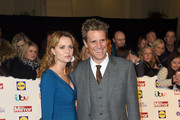 Beverley Turner and James Cracknell attend the Pride of Britain awards at The Grosvenor House Hotel on October 6, 2014 in London, England.