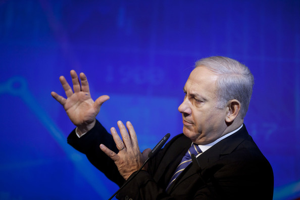 Israël - Iran - États-Unis : Une issue positive possible ? - Page 4 Prime+Minister+Netanyahu+Addresses+Israel+Apxz8Zp5N6wl