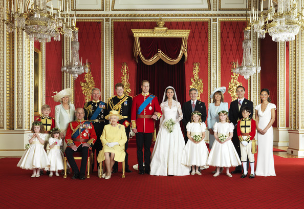 Prince William and Prince Harry Royal Wedding The Next Day