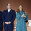 Prince Albert II 'Western Flag' Inauguration At Thyssen Museum