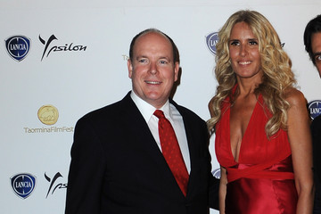 Prince Albert Celebs Arrive at the Lancia Cafe