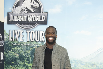Prince Amukamara Jurassic World Live Tour World Premiere At Allstate Arena, Rosemont, Illinois