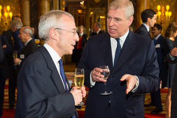 Prince Andrew Guests Attend the Queen's Awards for Enterprise 2015 Reception