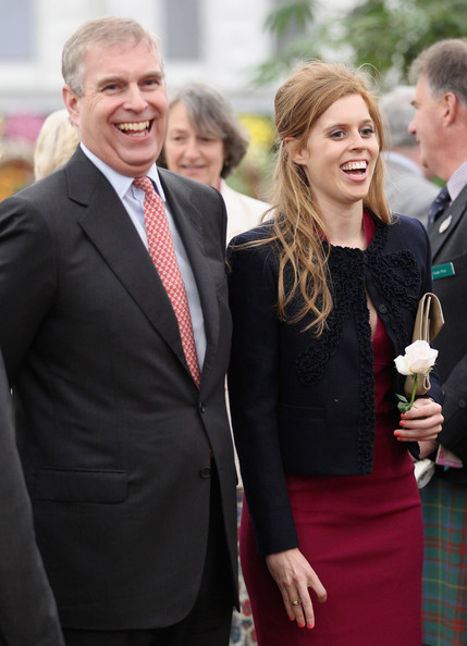Prince%20Andrew%20and%20Princess%20Beatrice%20-%20Chelsea%20Flower%20Show%20-%20London,%20England