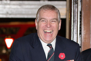 Prince Andrew The Royal Family Attend The Festival of Remembrance