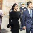 Prince Carl Philip Swedish Royals Attend The Opening Of The Parliamentary Session